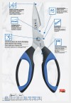 KRETZER FINNY Fishing- / Camping Scissors - 8.0